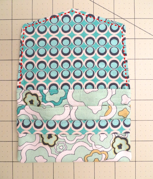 Step 10 wi stitching