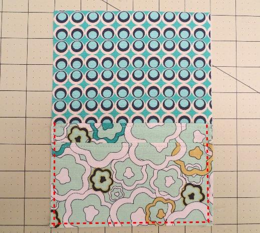 Step 4 w Stitching