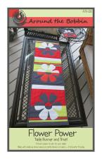Flower Power Table Runner
