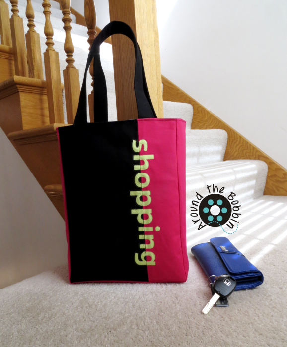 Tote #6 Shopping Tote 1