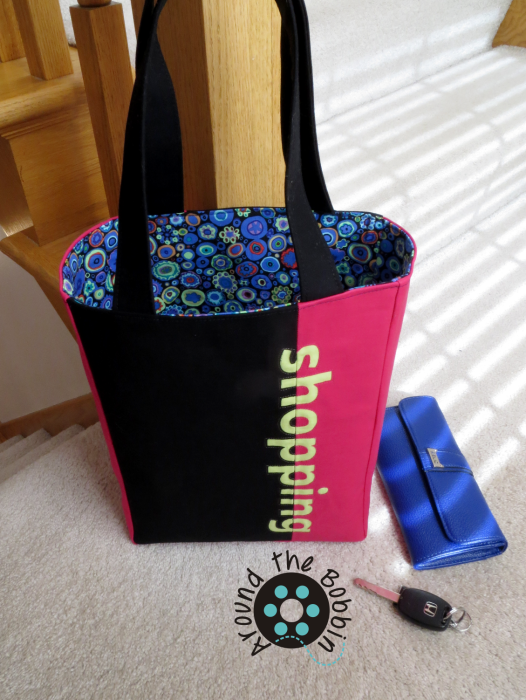 Tote #6 Shopping Tote 3
