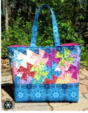 Tote #12 Simply Charming Twister Tote