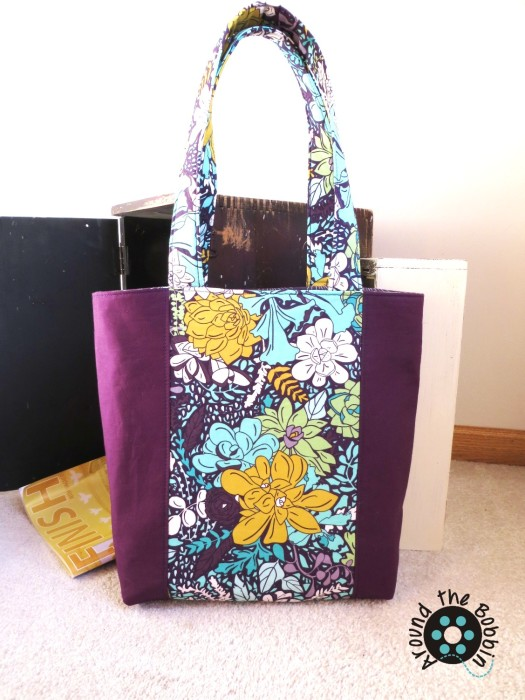 Tote 15.Finished Simple Tote 2