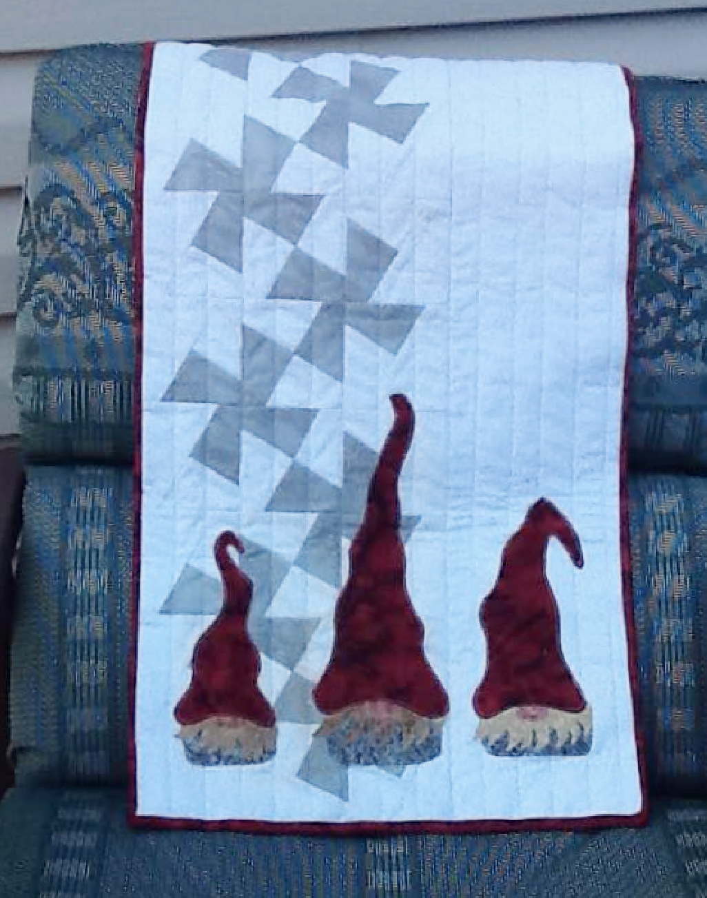 Twister Gnomes Pattern Now Available Around The Bobbin